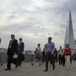 Rata somajului din Marea Britanie, la cel mai scăzut nivel din 2005