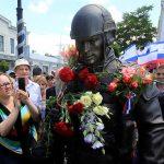 Crimeea primește un monument al soldatului rus