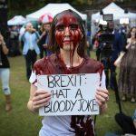 Mai treji ca niciodata, doar la o zi de la BREXIT, englezii o dau la intors, ca nu au stiut ce e aia UE si ies la proteste pentru un nou referendum