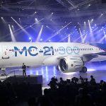 Rusia prezintă un nou avion de pasageri