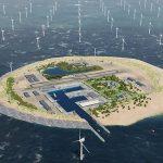 Tennet vrea să construiască o insulă pentru energie eoliană