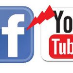 De frica proceselor, Youtube și Facebook scot conținutul extremist postat online
