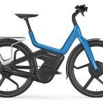 Bicicleta electrică a viitorului