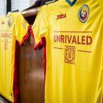 Pentru fanii şi suporterii Romaniei la EURO 2016, primele tricouri cântătoare din istoria fotbalului