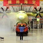 China construiește cel mai mare hidroavion din lume
