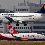 Lufthansa vrea să vândă părți din Air Berlin
