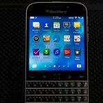 Se oprește producția de Blackberry Classic