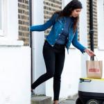"""""""Just Eat"""" testează livrare prin roboți"""