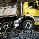 Camioanele Mercedes platesc o amenda de un miliard de euro