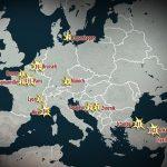 Traseul terorii din Europa a lăsat continentul în doliu: 461 de victime în urma a 23 atacuri teroriste, dar si multa frica
