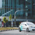 Taxi-uri autonome pe străzile din Singapore