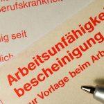 Concediile medicale, la nivel record în Germania