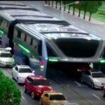 Un sistem inovator și nepoluant de transport în comun este testat în China