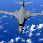 Bombardiere americane zboară deasupra Coreei de Sud