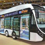 300 de km autonomie pentru autobuzul electric