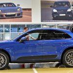 Rechemările încep cu Porsche Macan