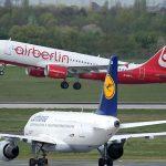 Lufthansa preia parte din zborurile Air Berlin