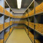 Bursa germană depozitează aur
