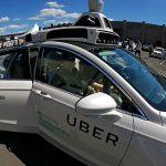 Mașini robotice rulează prin Pittsburgh