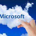 Microsoft Cloud crește puternic