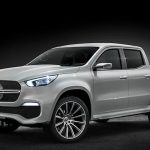Daimler investește într-un nou model de pick-up