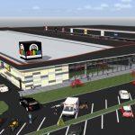Un nou centru comercial va fi deschis in Oradea anul viitor