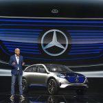 Daimler înregistrează vânzări record