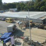 Parcarea de la Piaţa Rogerius se va deschide partial marti, iar primele trei luni va fi gratuită