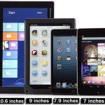Samsung și Apple domină o piață a tabletelor în continuă scădere