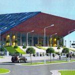 Studiul de fezabilitatea pentru noua Sala de Sport Polivalenta a Oradiei, a fost aprobat