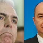 Condamnatii zilei, Adrian Severin, fost europarlamentar si ministru de externe, Titi Holban, Florin Popescu, fosti deputati