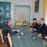 Ambasadorul Sloveniei a vizitat Primaria Oradea