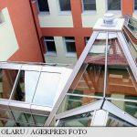 Modelul piramidei oradene din primarie preluat si de spitalul din Zalau