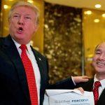 Trump promovează o mega investiție din Asia