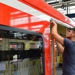 Bombardier ajustează producția de trenuri