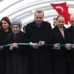 Erdogan deschide tunelul euro-asiatic