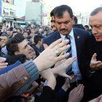 Erdogan recomandă schimbul valutar