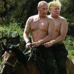 Cum incearca Putin sa se dea bine pe linga Trump, cadoul lui de Craciun