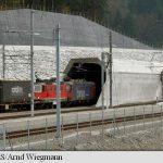 Cel mai lung tunel din lume, deschis traficului în Elveția