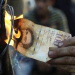 Lipsa de lichidități provoacă haos în Venezuela