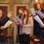Concert in onoarea lui Gyuri Vilan la Sinagoga Zion