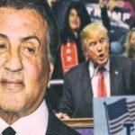 Sylvester Stallone a refuzat propunerea lui Trump de a face parte din administrația sa