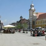 In curand centrul Clujului va fi lipsit de masini