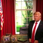 Donald Trump l-a înlocuit deja pe Barack Obama …în muzeul Madame Tussauds din Londra