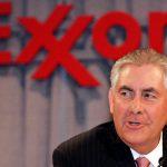 Exxon plătește lui Tillerson 180 de milioane de dolari