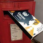 """O companie din Marea Britanie livrează sticle de vin ce pot fi """"strecurate"""" în cutia poștală"""
