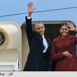 Barack Obama are site de internet și pregătește un centru la Chicago