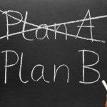 Iohannis: Am un plan B în cazul în care Guvernul adoptă OUG privind grațierea și modificarea Codului penal