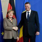 Cancelarul german a exprimat întreaga susținere pentru continuarea luptei anticorupție în România
