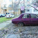 Autovehiculele abandonate vor fi ridicate daca proprietarii nu vor fi identificati